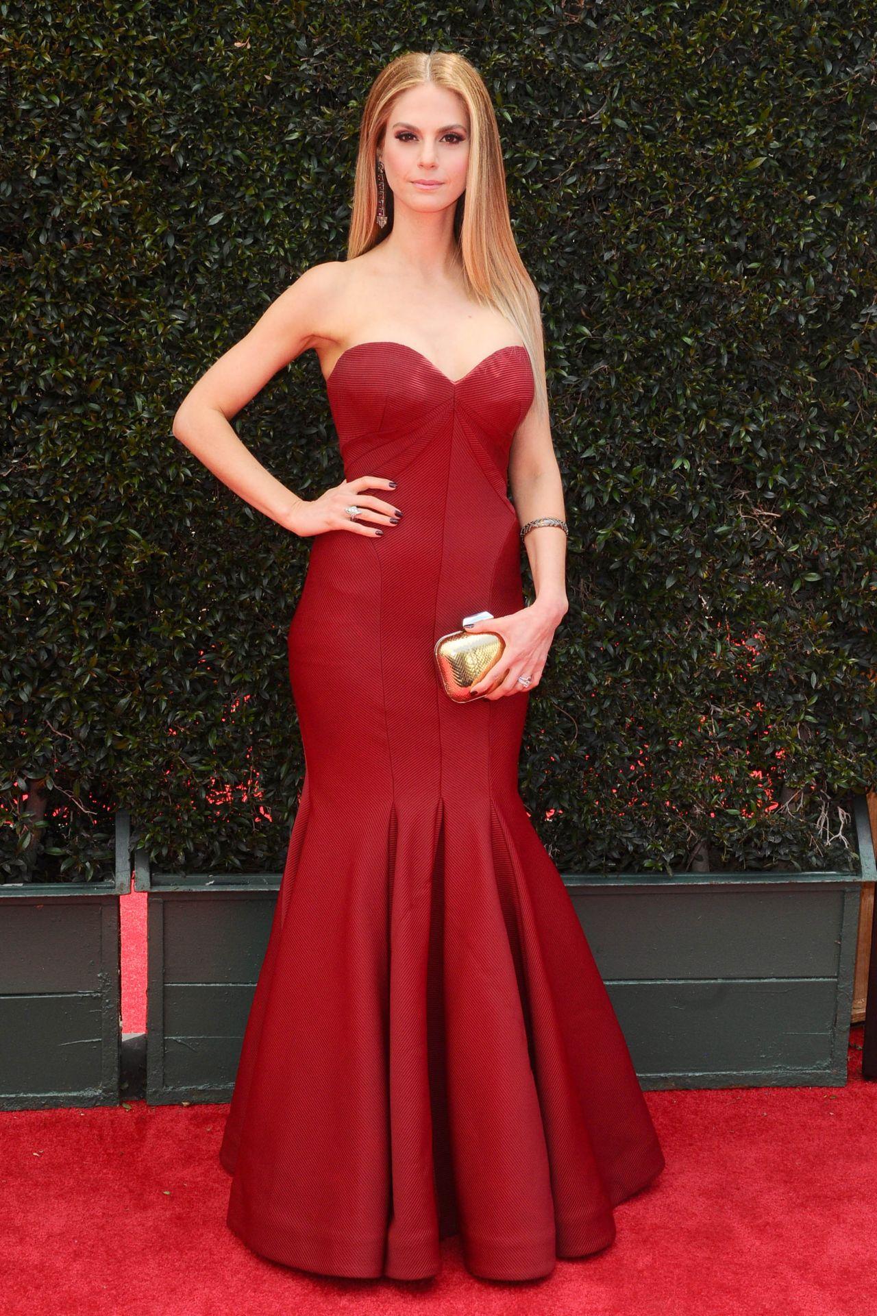 Kelly Kruger 2018 Daytime Emmy Awards