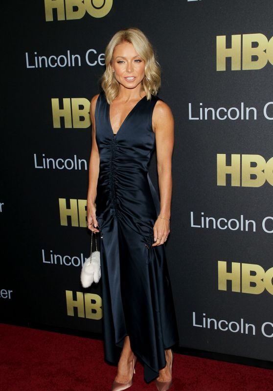 Kelly Ripa - Richard Plepler and HBO Honored at Lincoln Center