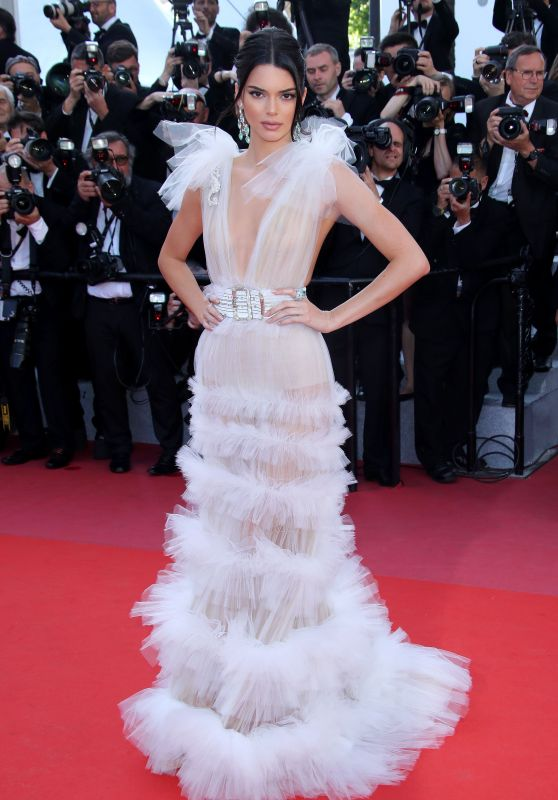 """Kendall Jenner – """"Girls of the Sun"""" Premiere at Cannes Film Festival"""