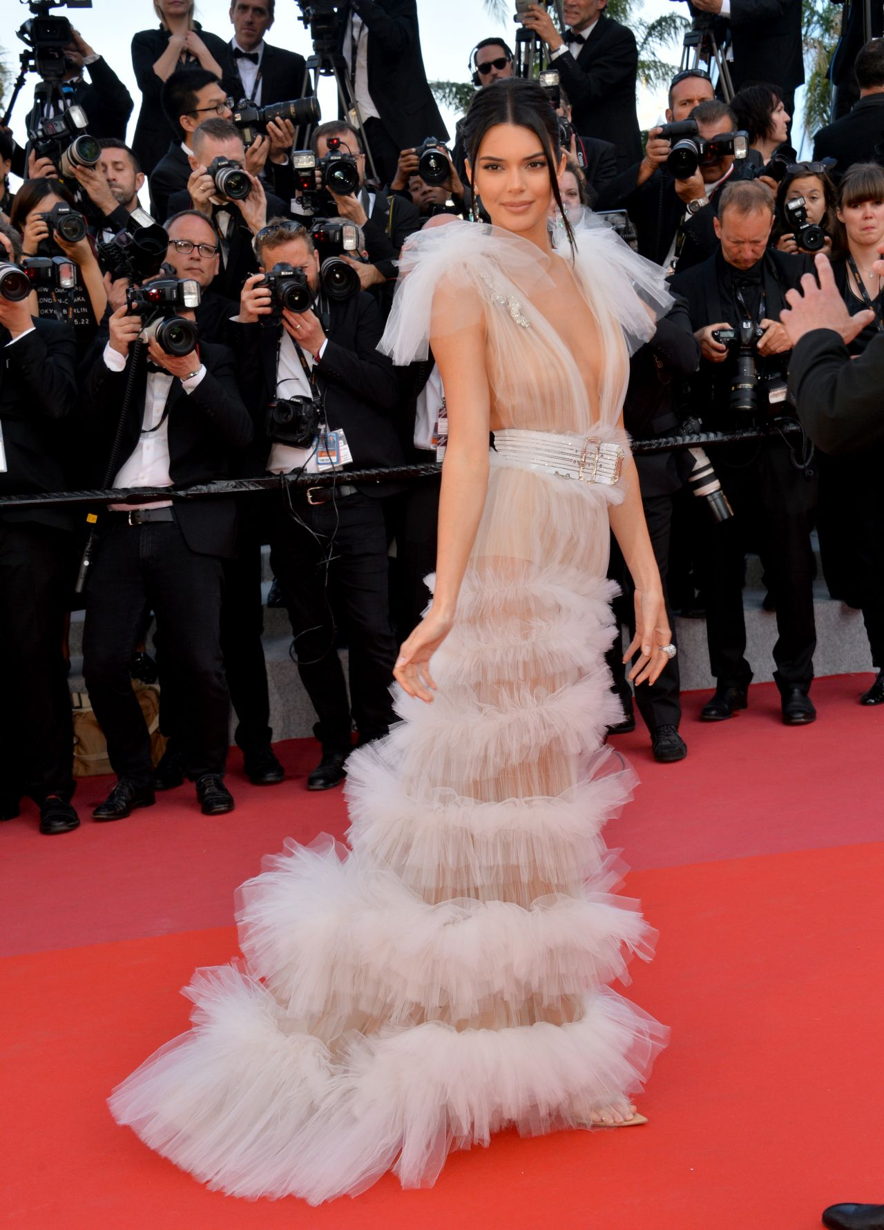 kendall jenner � �girls of the sun� premiere at cannes