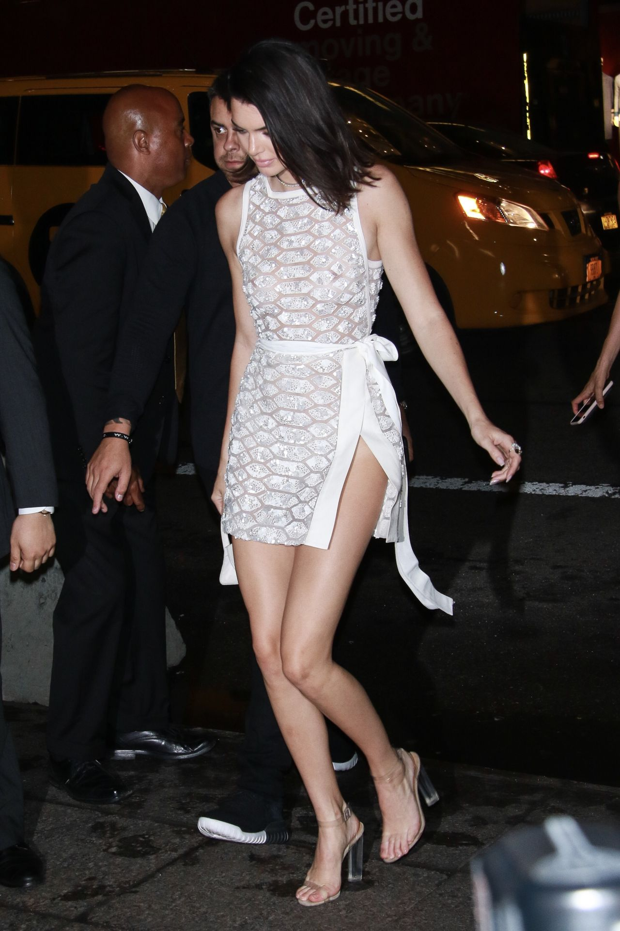 Kendall Jenner - Tiffany & Co. Jewelry Collection Launch ...