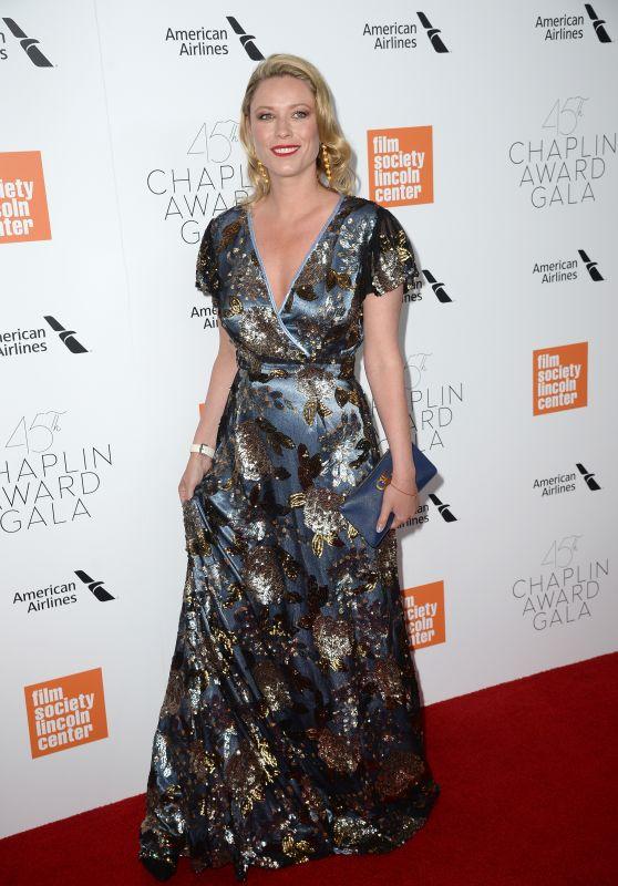 Kiera Chaplin – 2018 Chaplin Award Gala in New York