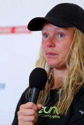 Kiki Bertens – WTA Tour, Nuremberg Cup Press Conference 05/25/2018