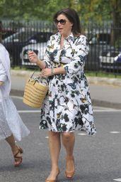 Kirstie Allsopp – Chelsea Flower Show in London 05/21/2018