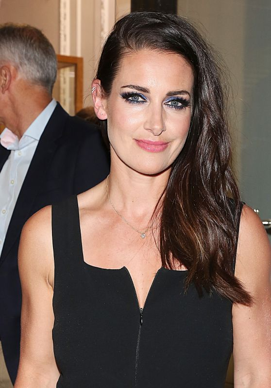 Kirsty Gallacher – Hello! Magazine x Dover Street Market Party in London 05/09/2018