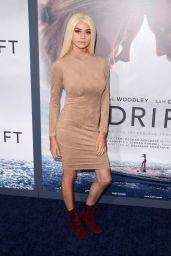 "Kristen Hancher – ""Adrift"" Premiere in Los Angeles"