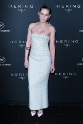 Kristen Stewart – Kering Women in Motion Awards Dinner at Cannes Film Festival 2018