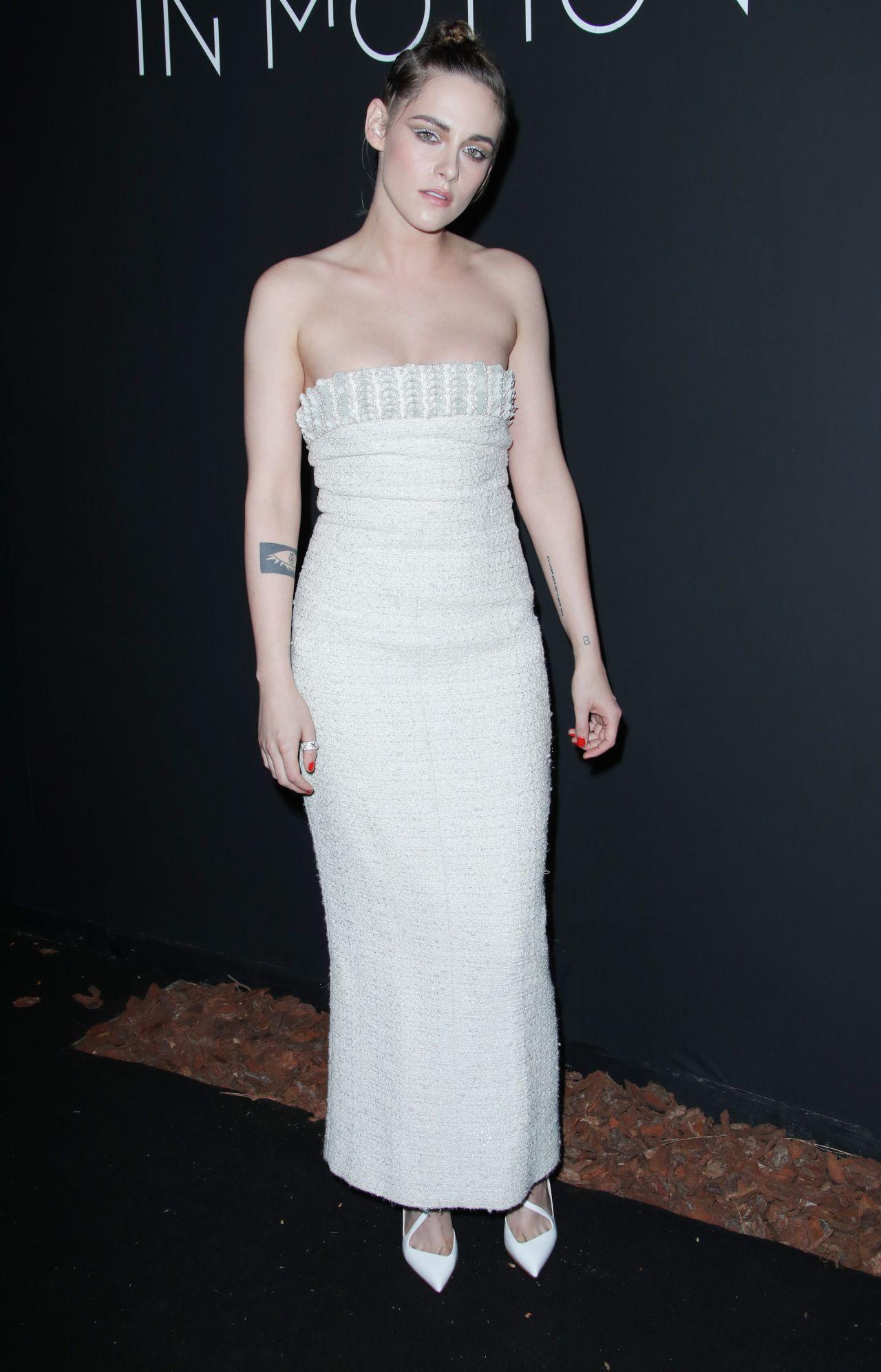 Kristen Stewart Kering Women In Motion Awards Dinner At Cannes