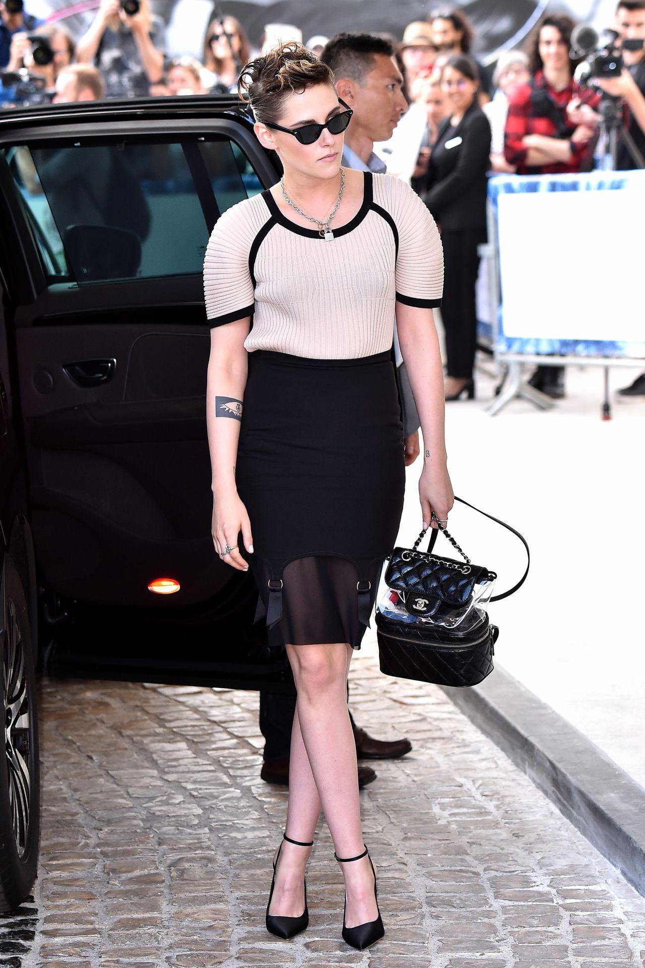 Kristen Stewart Martinez Hotel In Cannes 05 07 2018