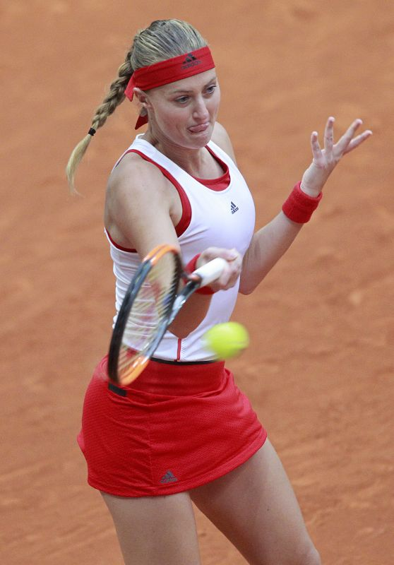 Kristina Mladenovic – Mutua Madrid Open 05/09/2018