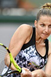 Kristyna Pliskova – French Open Tennis Tournament in Paris 05/29/2018