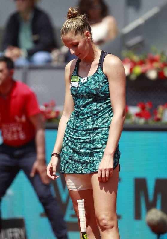 Kristyna Pliskova – Mutua Madrid Open 05/09/2018