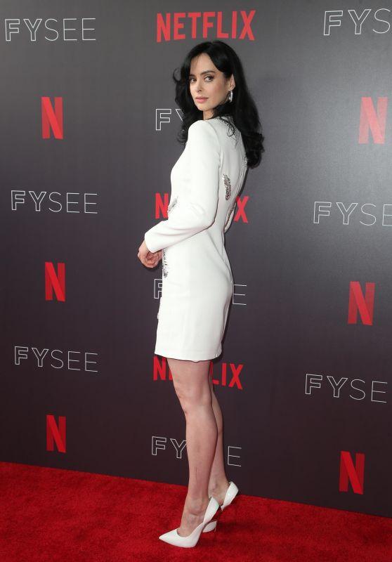 """Krysten Ritter – Marvel's """"Jessica Jones"""" FYSee Event in LA 05/19/2018"""