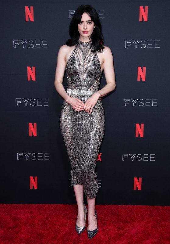 Krysten Ritter – Netflix FYSee Kick-Off Event in Los Angeles 05/06/2018
