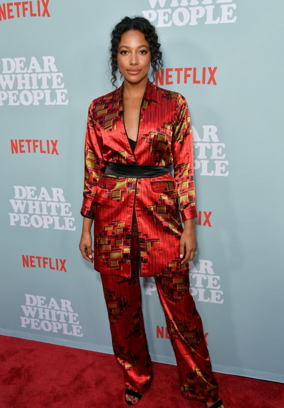 "Kylie Bunbury – ""Dear White People"" TV Show Premiere in LA"