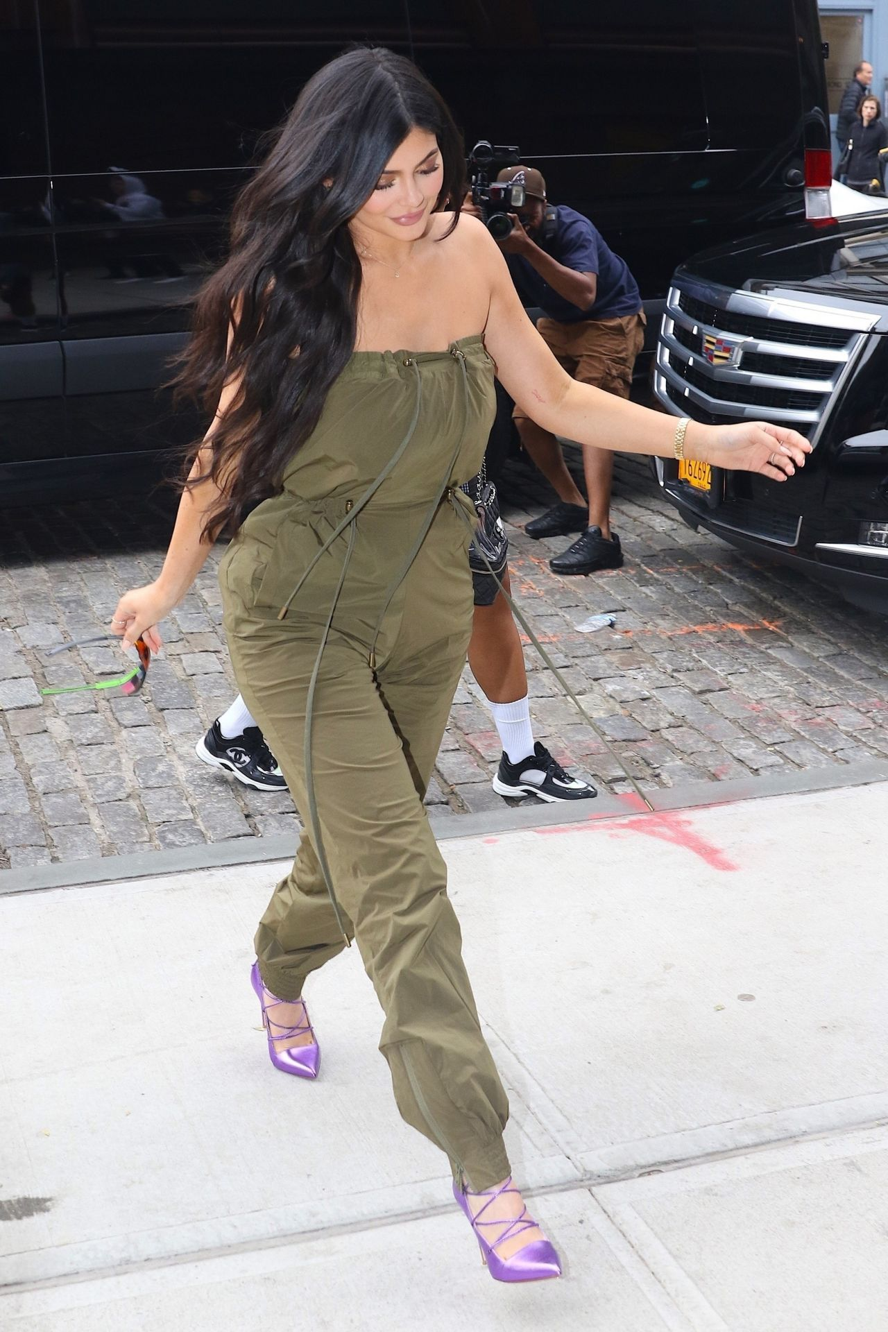 Kylie Jenner Style And Fashion New York City 05 06 2018