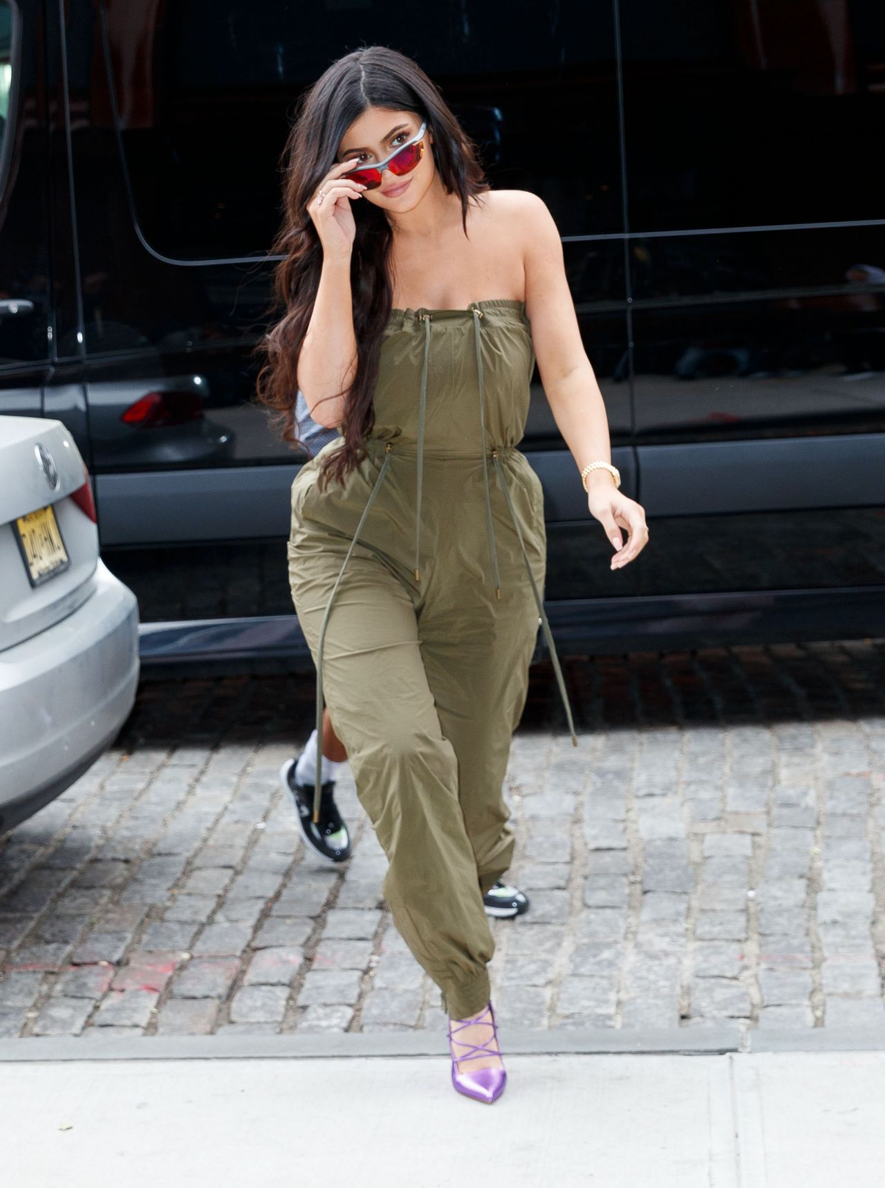 Kylie Jenner Latest Outfits