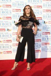 Kym Marsh – 2018 NHS Heroes Awards in London