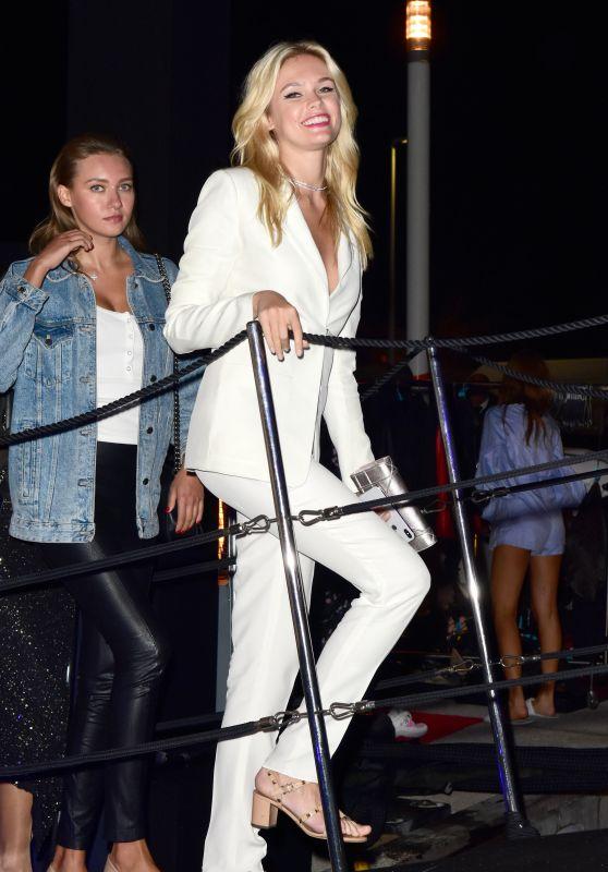 Lada Kravchenko – Pre AmfAR NuitApp Party in Cannes 05/16/2018