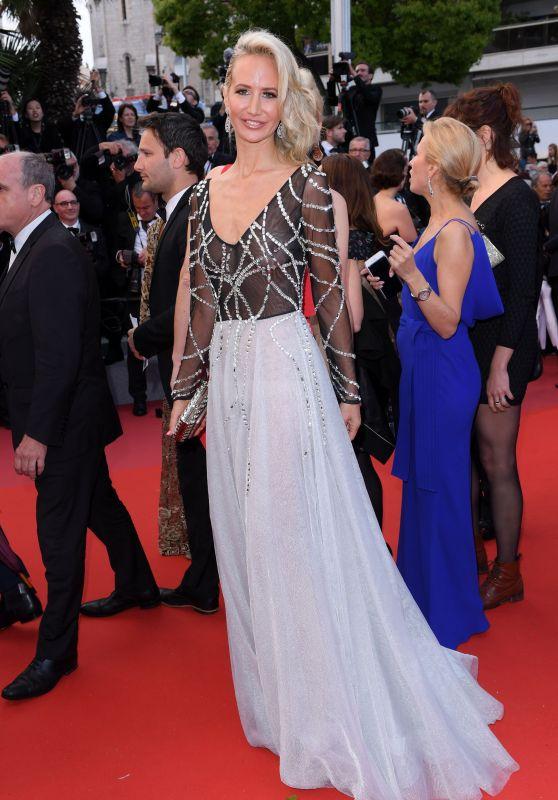 "Lady Victoria Hervey – ""BlacKkKlansman"" Premiere in Cannes"