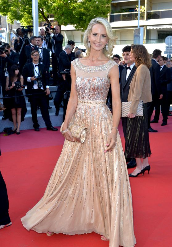 """Lady Victoria Hervey - """"Capharnaum"""" Red Carpet on Cannes"""
