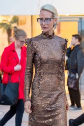 Lady Victoria Hervey in Cannes 05/17/2018