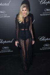 Lala Rudge – Secret Chopard Party in Cannes 05/11/2018