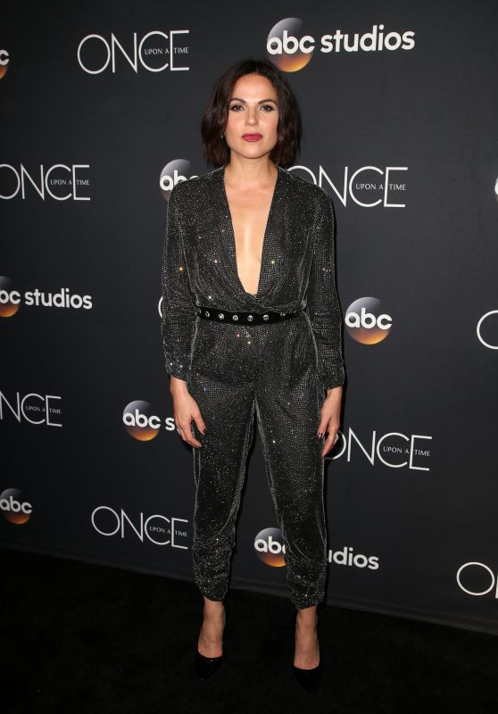 "Lana Parrilla - ""Once Upon A Time"" Finale Screening in LA 05/08/2018"