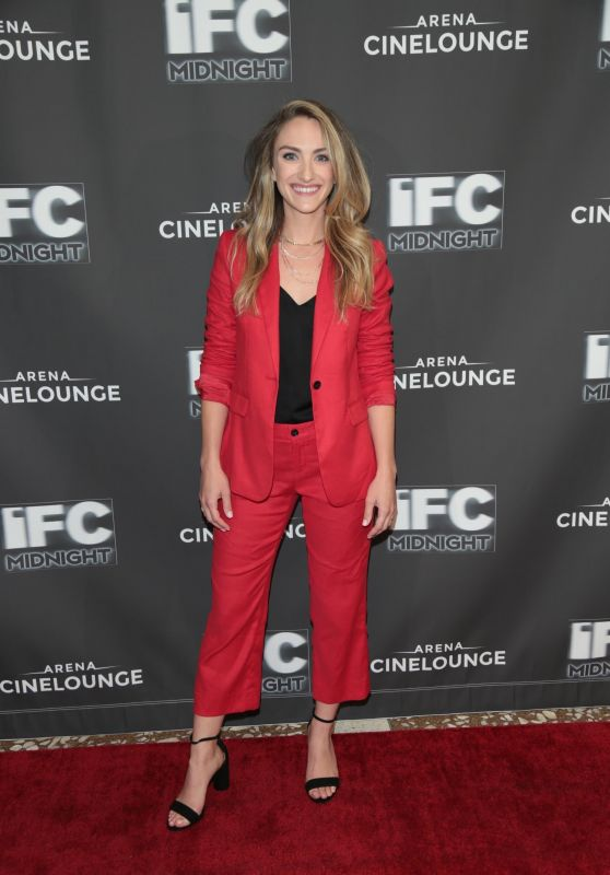 """Landry Allbright – """"Feral"""" Premiere in Hollywood"""