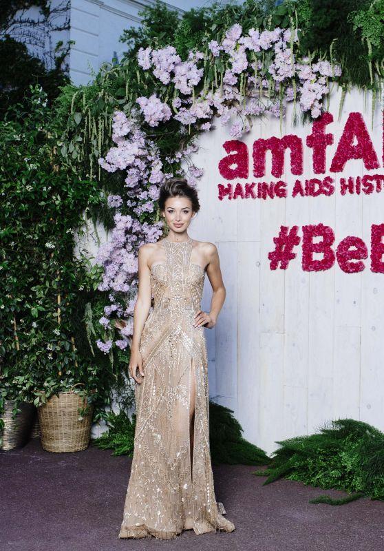 Lara Leito – AmfAR's 25th Cinema Against AIDS Gala in Cannes