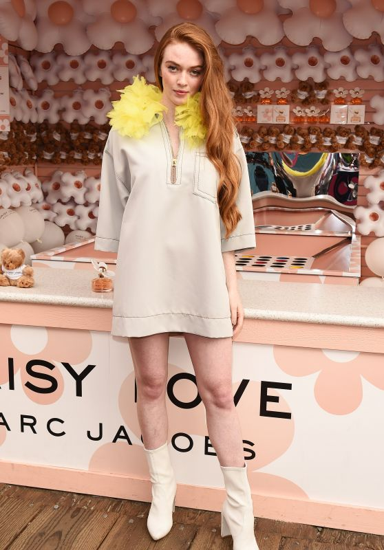 Larsen Thompson - Daisy Love Fragrance Launch in Santa Monica 05/09/2018
