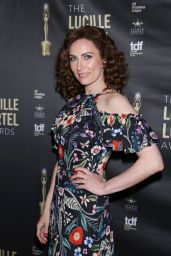 Laura Benanti – Lucille Lortel Awards in New York 05/06/2018