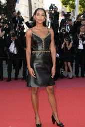 Laura Harrier – Cannes Film Festival 2018 Closing Ceremony Red Carpet