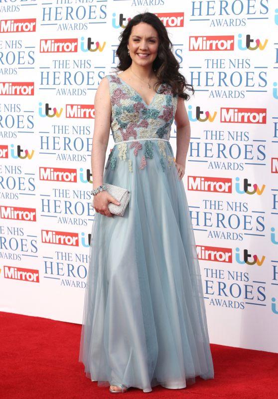 Laura Tobin – NHS Heroes Awards 2018 in London