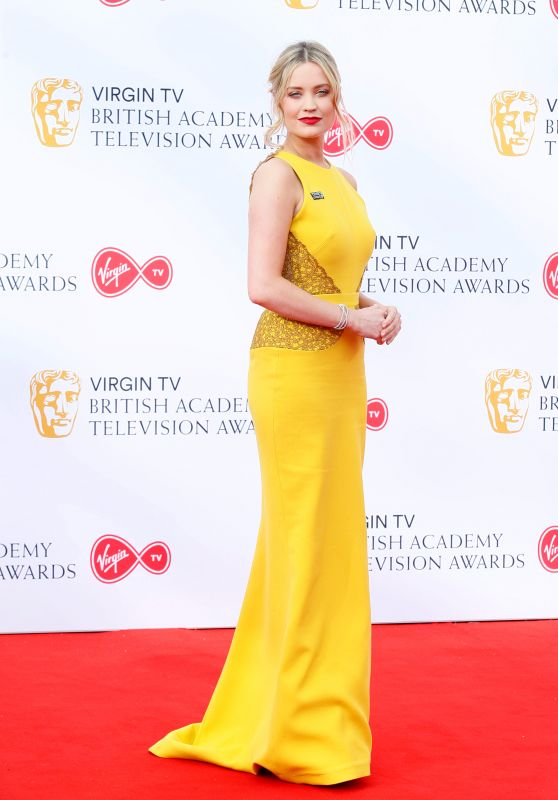 Laura Whitmore - BAFTA TV Awards 2018 in London