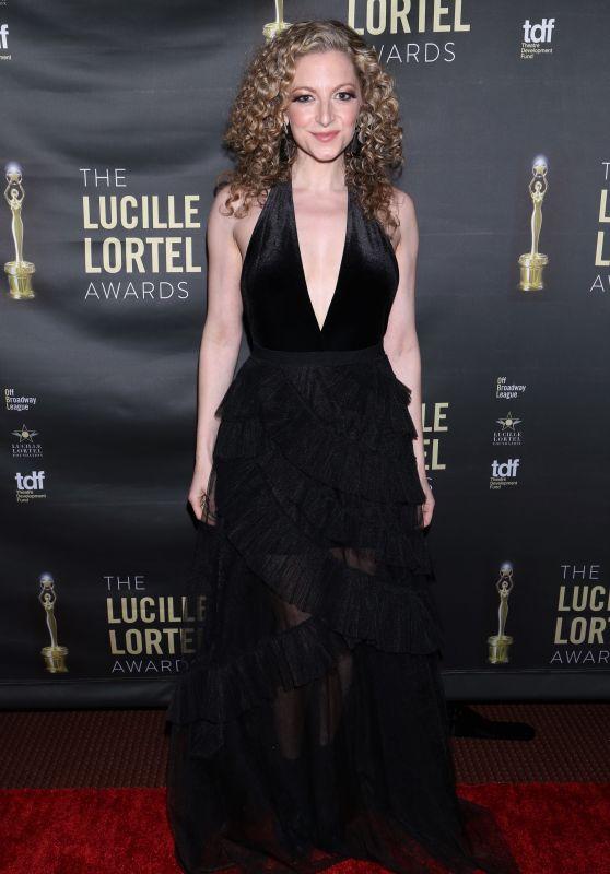 Lauren Molina – Lucille Lortel Awards in New York 05/06/2018