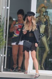 Lauren Pope - Shopping in Ibiza 05/21/2018