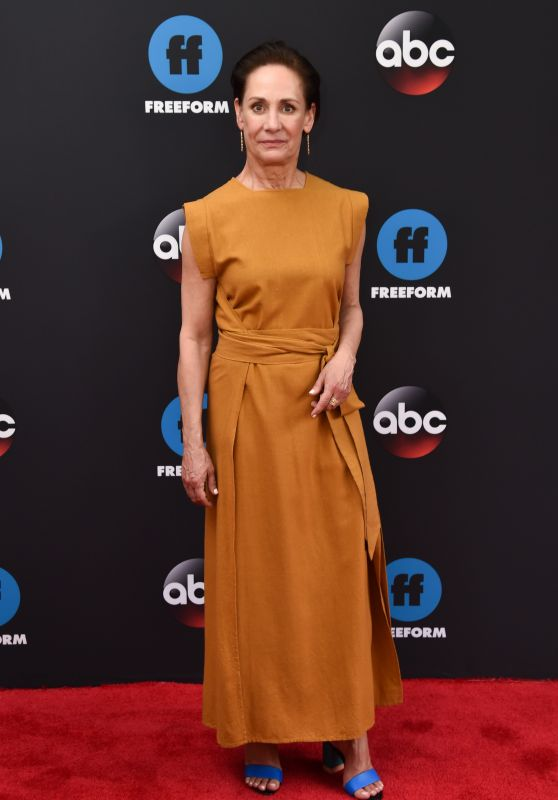 Laurie Metcalf – 2018 Disney ABC Upfront Presentation in New York
