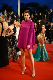 "Laury Thilleman - ""Three Faces"" Premiere in Cannes"