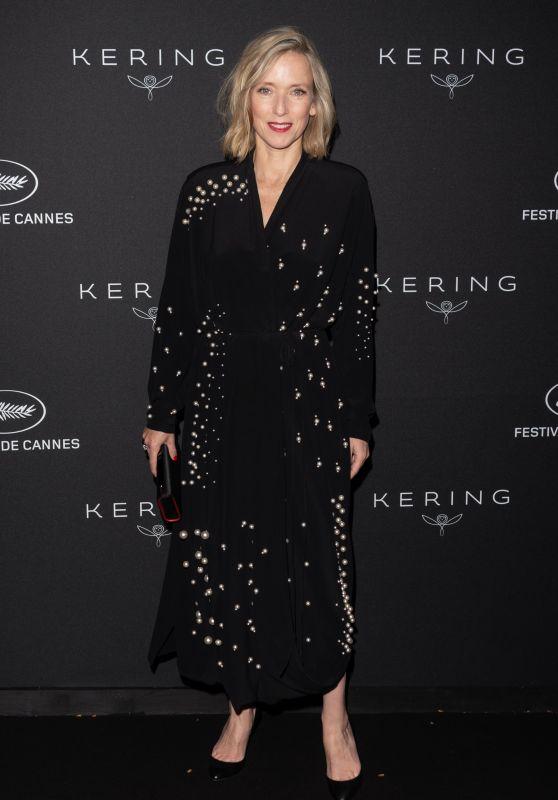 Lea Drucker – Kering Women in Motion Awards Dinner at Cannes Film Festival 2018
