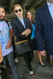 Lea Seydoux Arrives at the Cannes Film Festival 2018 05/07/2018