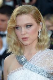 """Lea Seydoux – """"Everybody Knows"""" Premiere and Cannes Film Festival 2018 Opening Ceremony"""