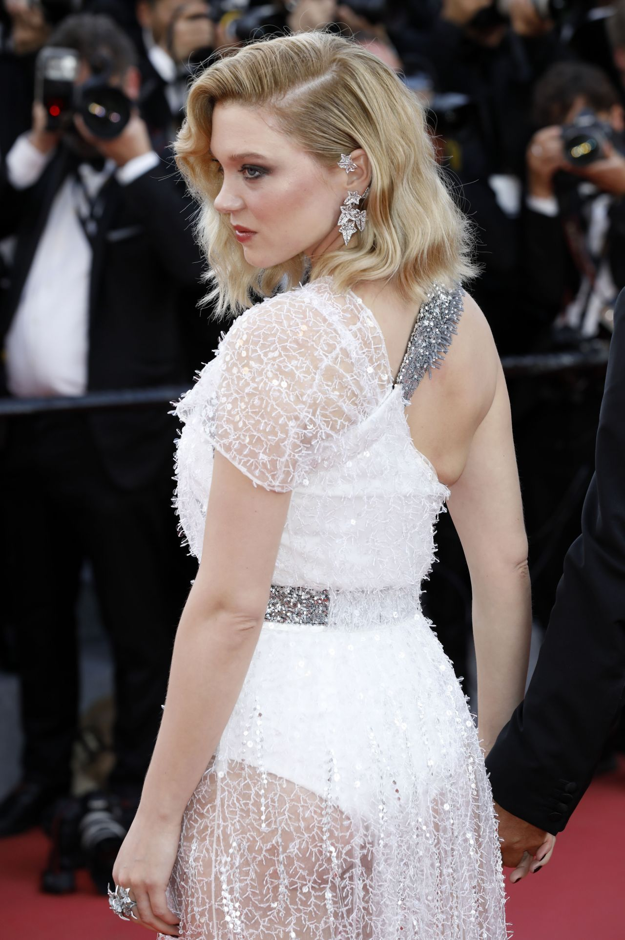 Lea Seydoux Everybody Knows Premiere And Cannes Film Festival 2018 Opening Ceremony