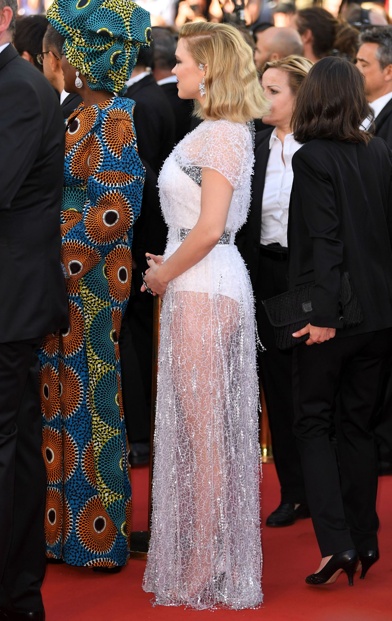 Lea Seydoux Everybody Knows Premiere And Cannes Film
