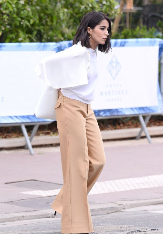 Leila Bekhti in Cannes 05/09/2018
