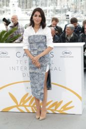 """Leila Bekhti - """"Sink or Swim"""" Photocall at the 71st Cannes Festival 05/13/2018"""