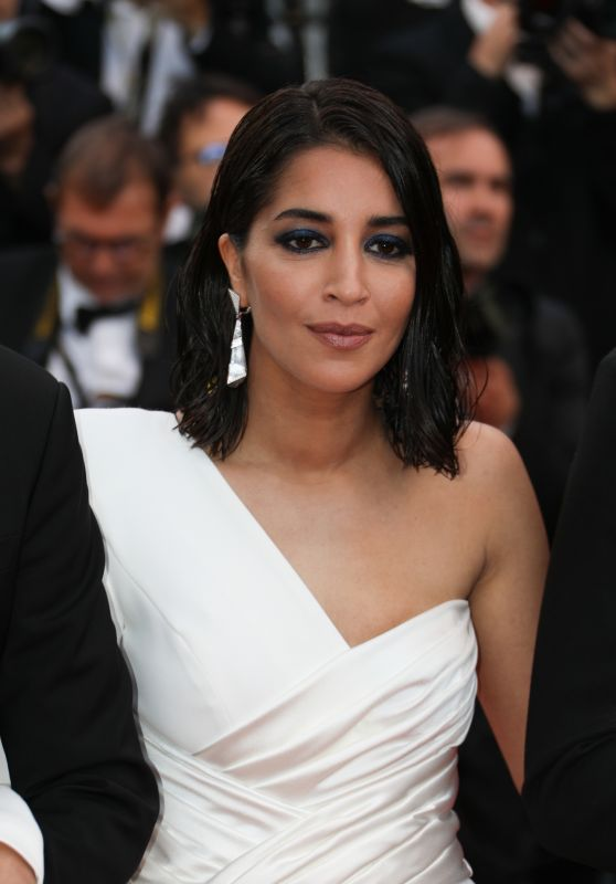 "Leila Bekhti – ""Sink or Swim"" Red Carpet in Cannes"