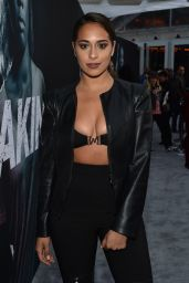 "Leli Hernandez - ""Breaking In"" Premiere in LA"