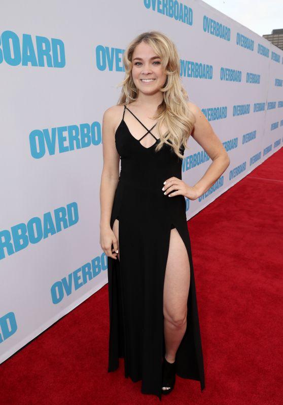 """Lenay Chantelle – """"Overboard"""" Premiere in LA"""