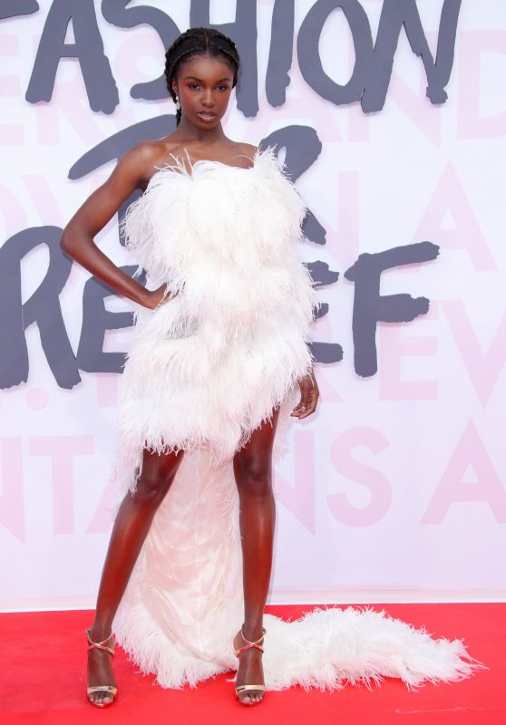 "Leomie Anderson – ""Fashion For Relief"" Charity Gala in Cannes"